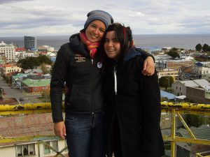 Welcome From Punta Arenas