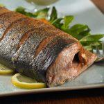 Roast Salmon